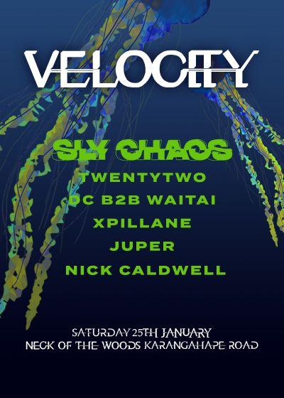 Sly Chaos, Twentytwo, Dc B2b Waitai And More!