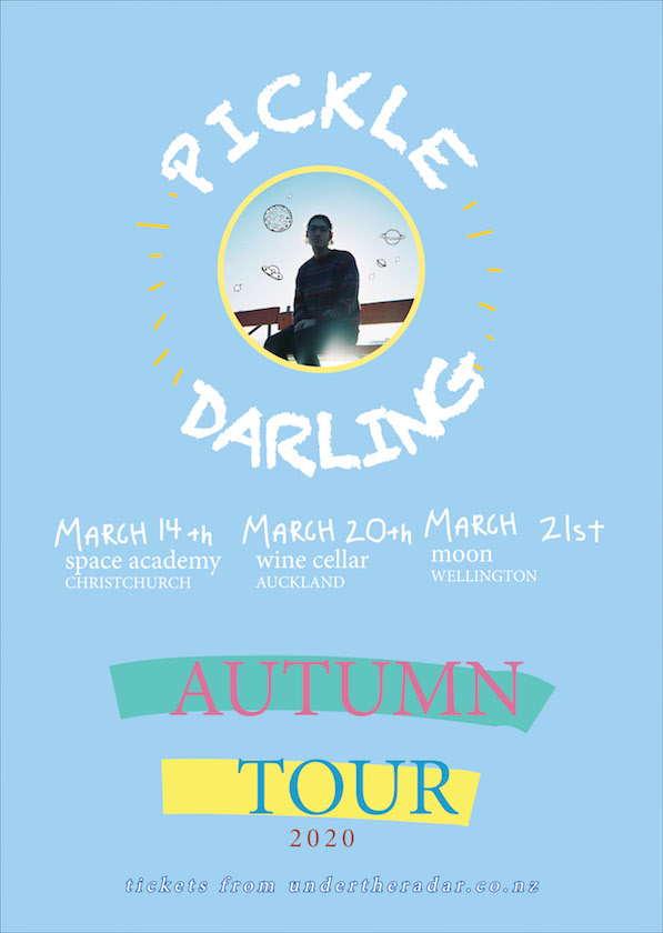 Pickle Darling - Autumn Tour