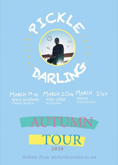 Pickle Darling - Autumn Tour - Cancelled