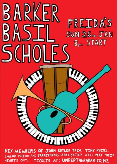 Barker Basil Scholes