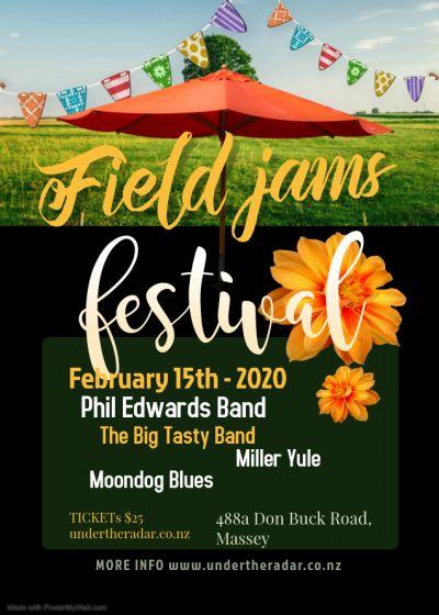Field Jams Festival 2020