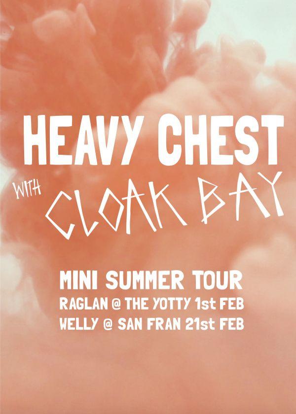 Heavy Chest X Cloakbay