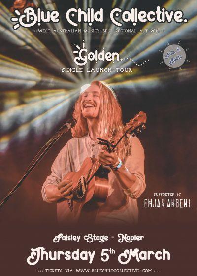 Blue Child Collective (AUS) - Golden NZ Tour