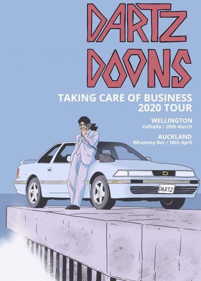 Dartz X Doons - Cancelled