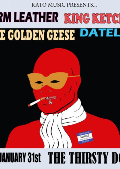 Golden Geese - King Ketchup - Warm Leather - Dateless