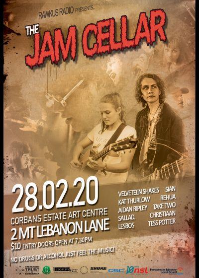 Jam Cellar!