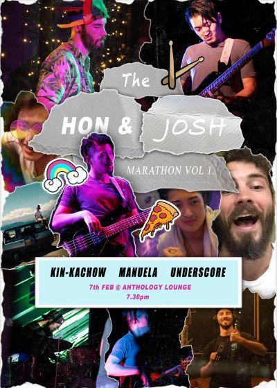 The Hon & Josh Marathon Vol.1
