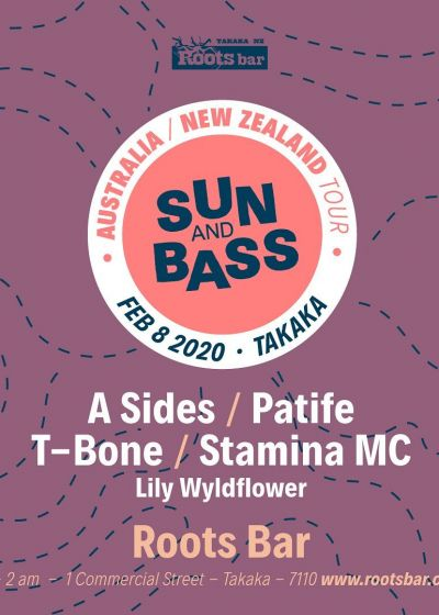 Sun & Bass NZ Tour
