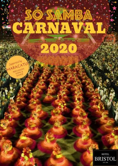 So Samba: Carnaval 2020