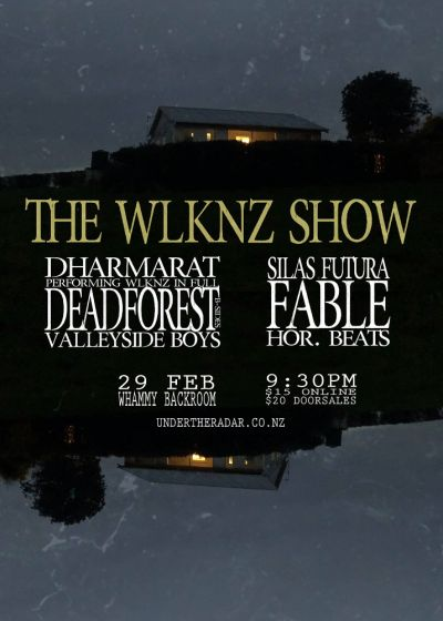 The WLKNZ Show - Dharmarat and Friends