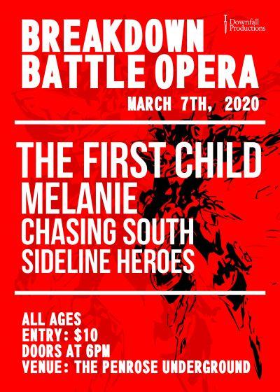 Breakdown Battle Opera