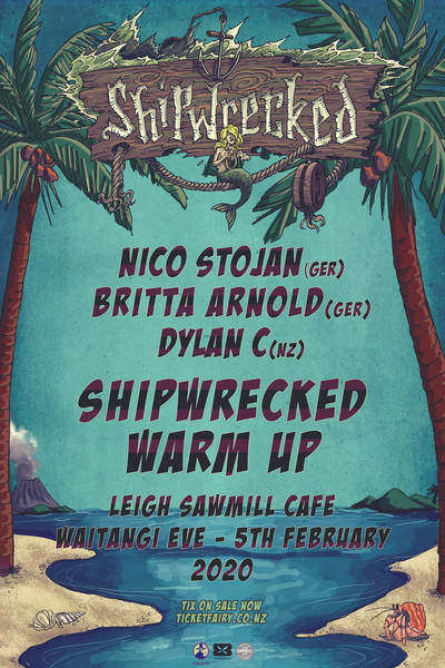 Shipwrecked Warm Up