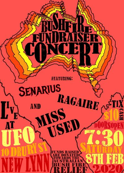 Bushfire Fundraiser Concert