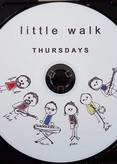 Little Walk Ep Release Party