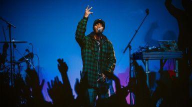 Live Photos: 6LACK - The Powerstation, Auckland