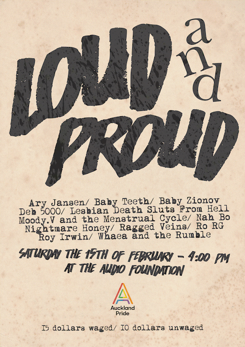 Loud and Proud Festival