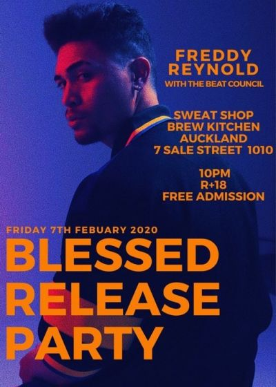 Freddy Reynold - Blessed Release Party