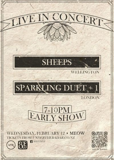 Sheeps With Sparkling Duet + 1