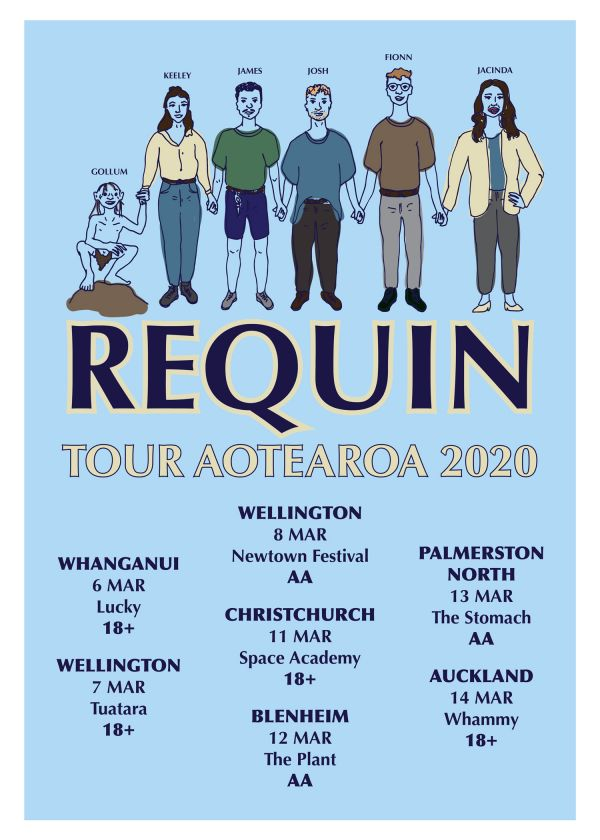 Requin (Aus) w/ Bambin and More