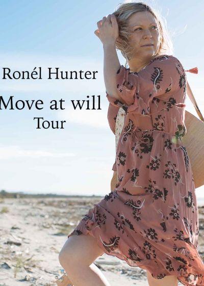 Ronél Hunter - Move At Will Album Release