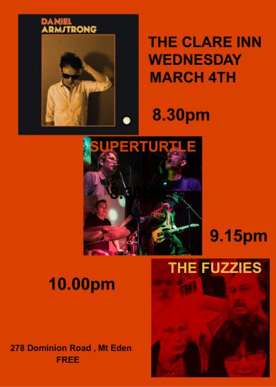 Dan Armstrong, Superturtle, The Fuzzies