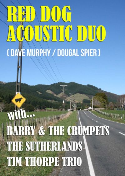 Red Dog Acoustic Duo + More