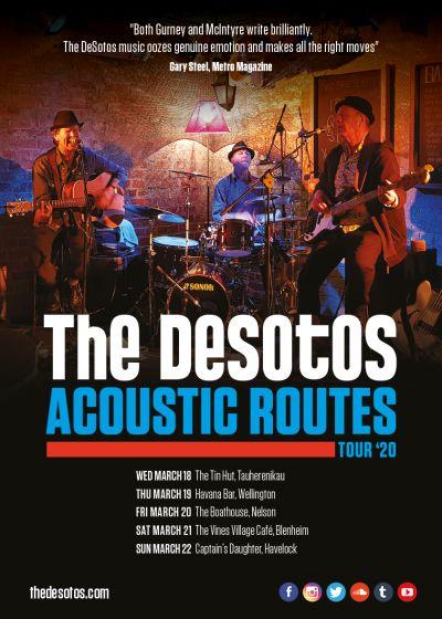 The DeSotos - Cancelled