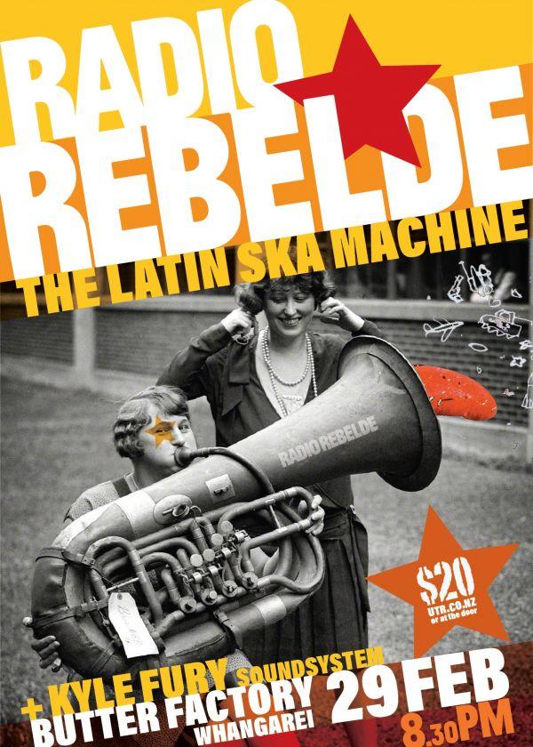 Radio Rebelde - On The Road
