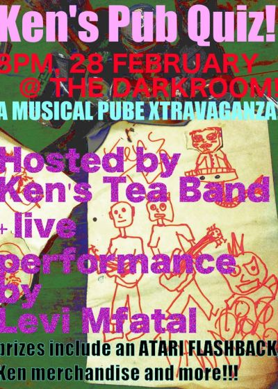 Ken's Tea Band, Levi MFatal