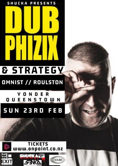 Dub Phizix, Strategy