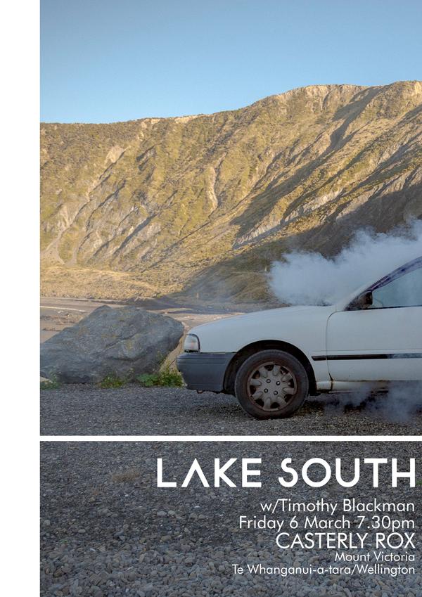 Lake South W/ Timothy Blackman