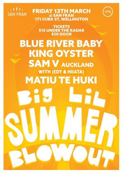 Big Lil Summer Blowout Festival