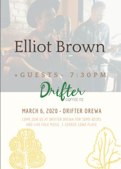 Elliot Brown + Roland Brown + Miranda Henriques