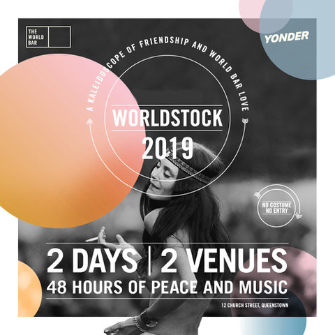 Worldstock 2020 - Cancelled