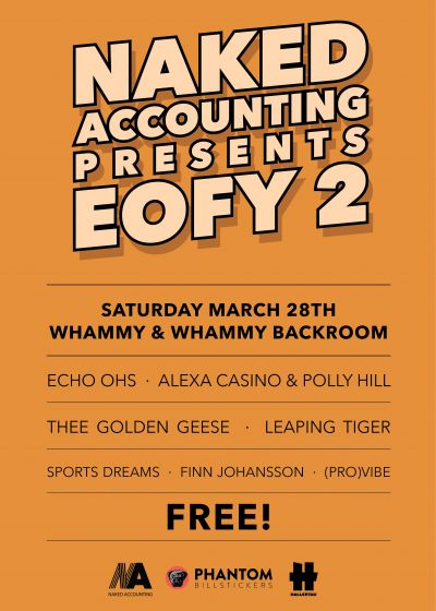 Naked Accounting Presents: EOFY2 - Cancelled