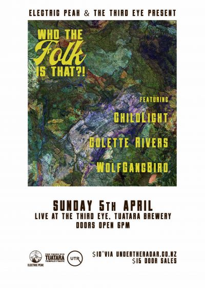 Who The Folk Is That?! - Cancelled