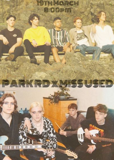 Park Rd X Miss Used