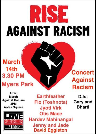 Rise Against Racism