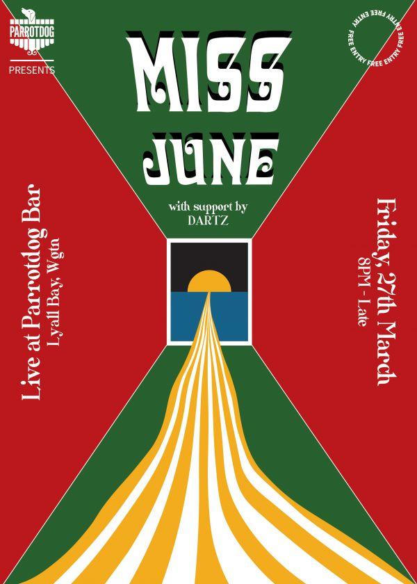 Postponed - Miss June