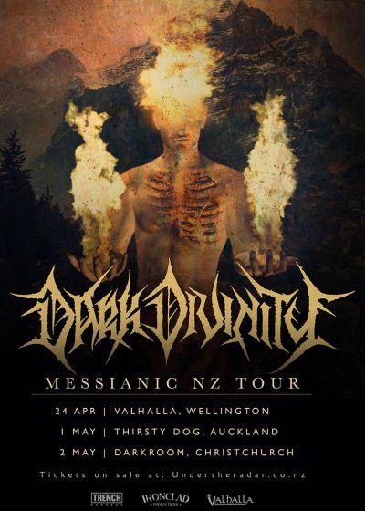 Dark Divinity w/ Bridge Burner + guests - Cancelled