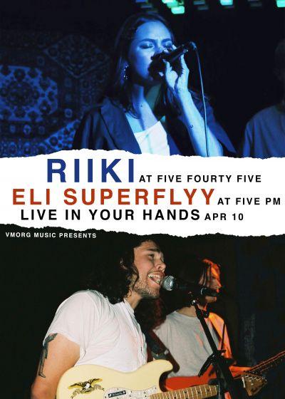 VM Radio: Riiki and Eli Superflyy