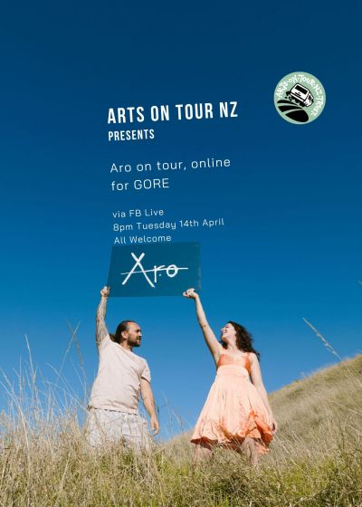 Arts On Tour Presents - Aro Live (Virtual Tour)