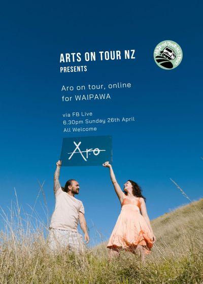 Arts On Tour Presents - Aro Live (Virtual Tour)