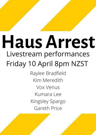 Haus Arrest w/ Gareth Price, Vox Venus and More
