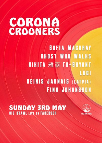 Corona Crooners #3: Sofia Machray, LUCI, Finn Johansson & More