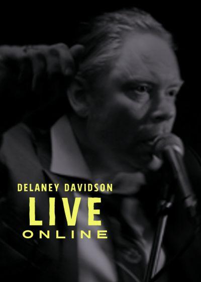 Delaney Davidson Live Online