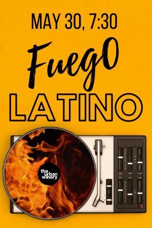 Fuego Latino Live!