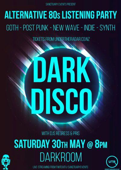 Dark Disco Listening Party