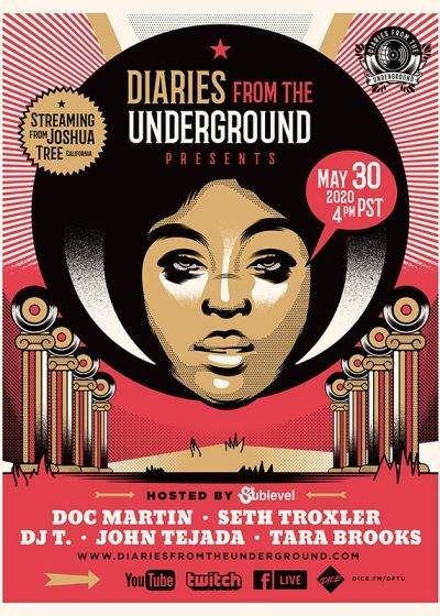 Diaries From The Underground Ep 1 Ft Seth Troxler, Doc Martin + More