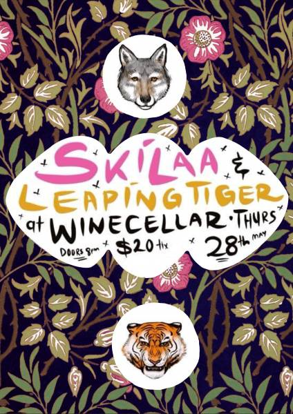 Skilaa & Leaping Tiger